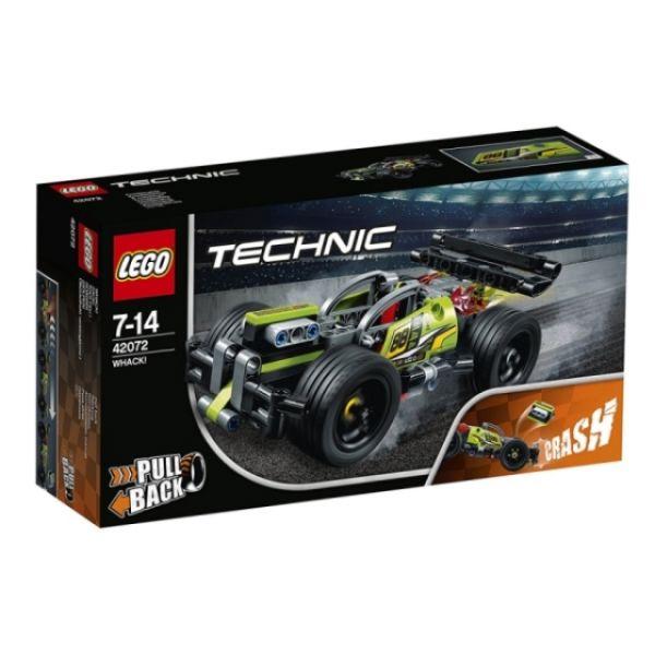 LEGO® Technic Zack 42072