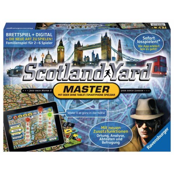Scotland Yard Master von Ravensburger