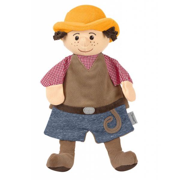 Sterntaler Handpuppe Cowboy