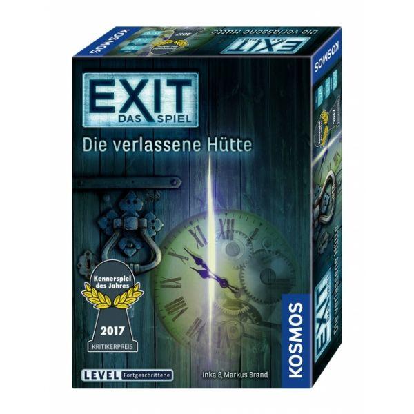 Exit Das Spiel Die verlassene Hütte von Kosmos