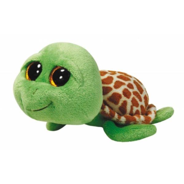 Ty Beanie Zippy Buddy-Schildkröte, ca. 24 cm