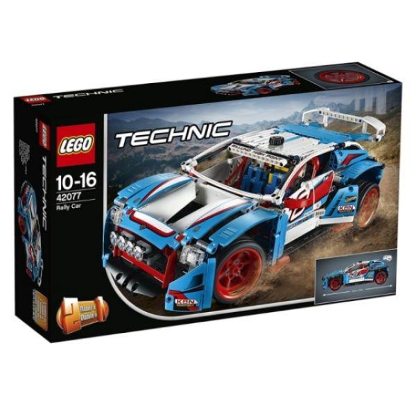 LEGO® Technic Ralleyauto 42077