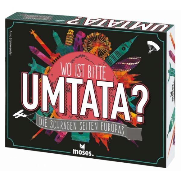 Wo ist bitte Umtata?