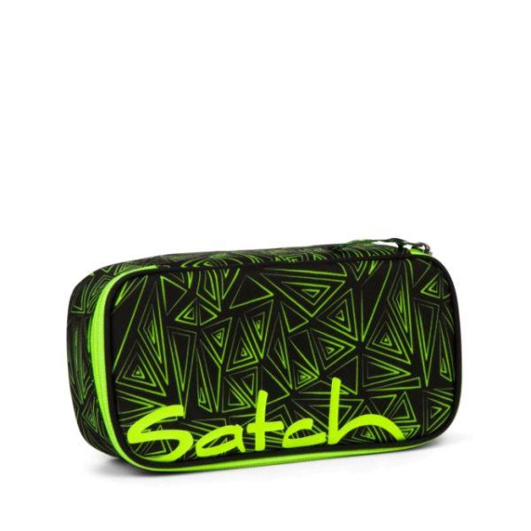 Satch Schlamper Box Green Bermuda