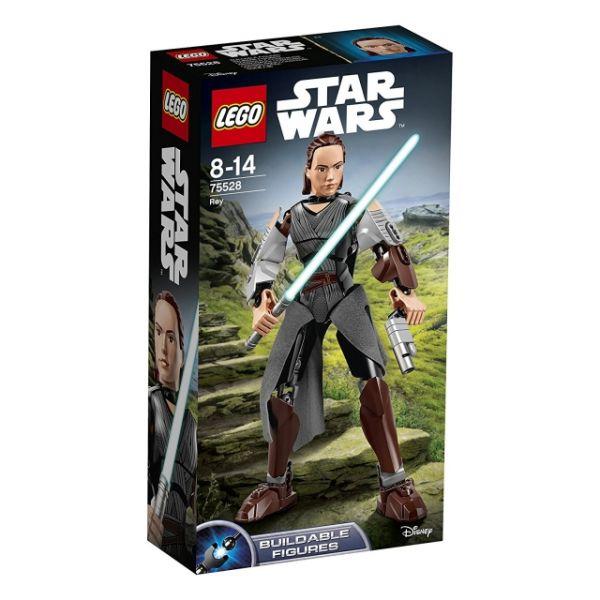 LEGO StarWars Actionfigur Rey 75528
