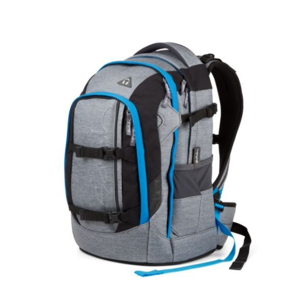 f707d83c567f3 Satch Pack Schulrucksack Cozy Blue Limited Edition
