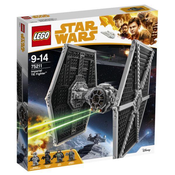 LEGO® Star Wars™ Imperial TIE Fighter 75211