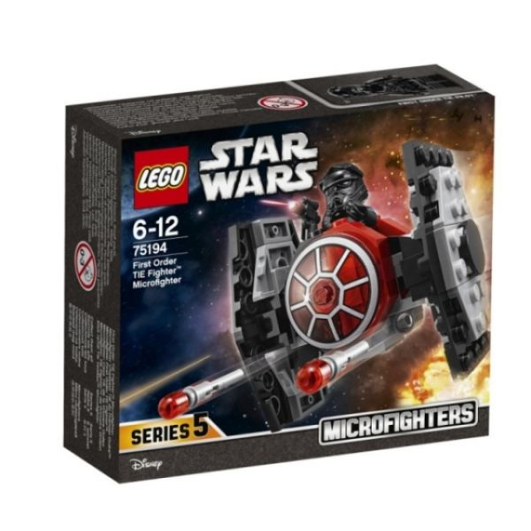LEGO® Star Wars First Order TIE Microfighter 75194
