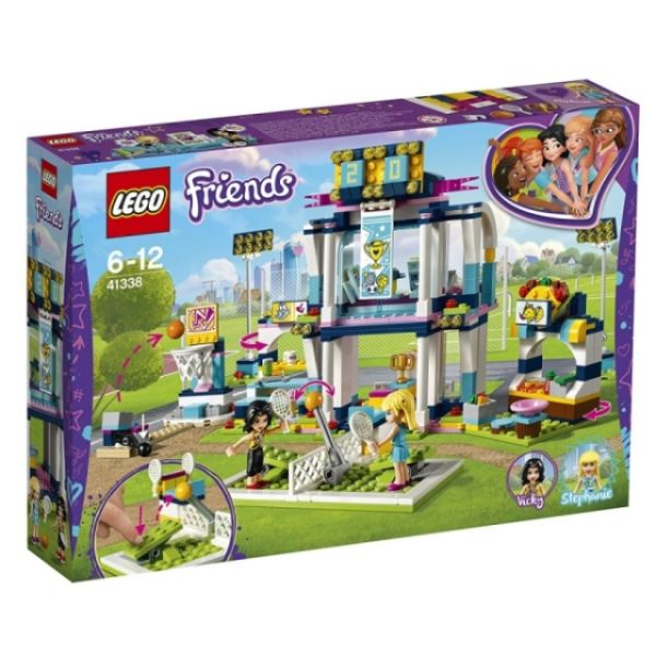 LEGO® Friends Stephanies Sportstadion 41338
