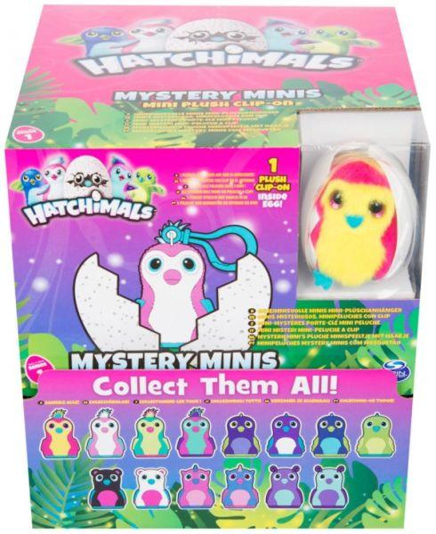 Hatchimals Zwillings-Ei mit Plüsch-Clip