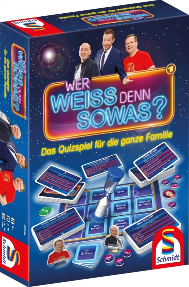 Spiel Wer WeiГџ Denn Sowas
