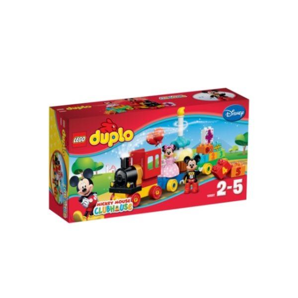 LEGO DUPLO Mickey und Minnie Geburtstagsparade 10597
