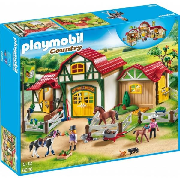playmobil reiterhof 6926 playmobil reiterhof 6926. Black Bedroom Furniture Sets. Home Design Ideas