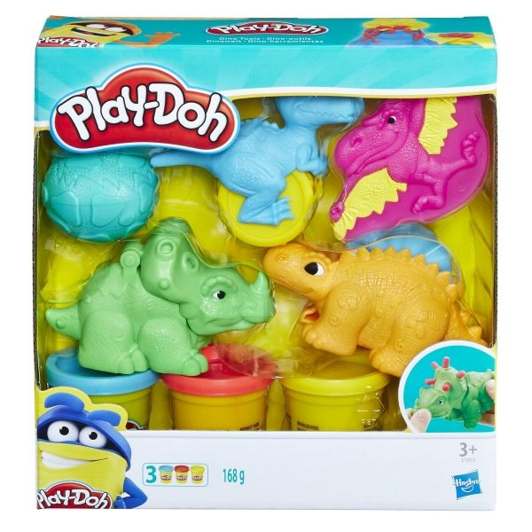 Play-Doh Dino Knet - Set