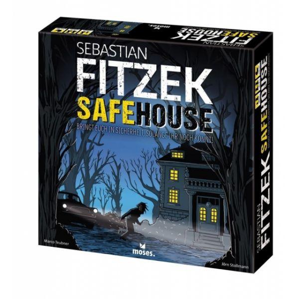 SafeHouse Sebastian Fitzeks