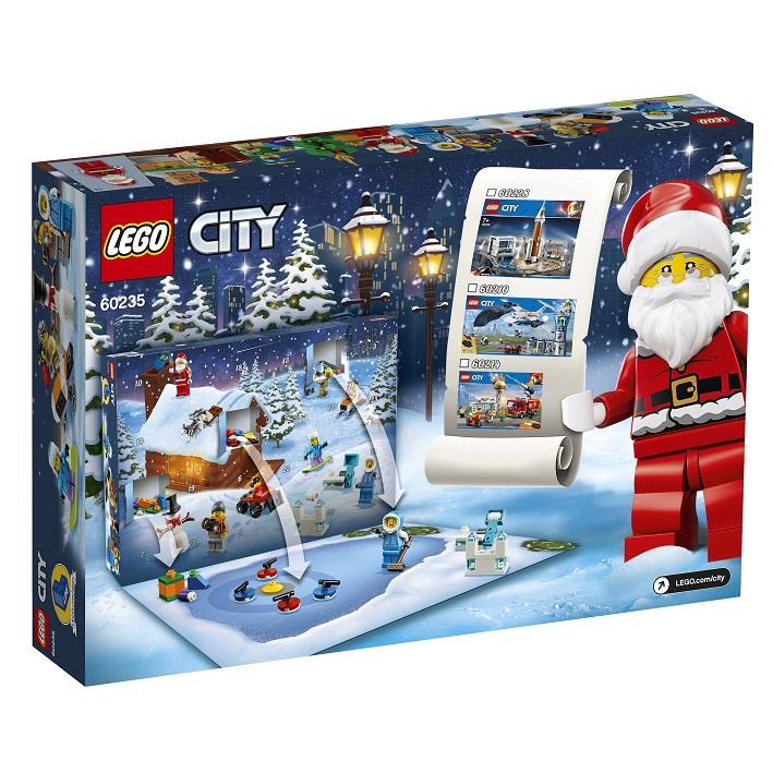 Lego Weihnachtskalender 2019.Lego Adventskalender 2019 Online Kaufen
