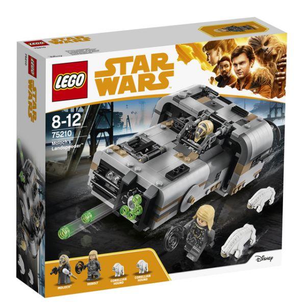 LEGO® Star Wars™ Moloch's Landspeeder 75210