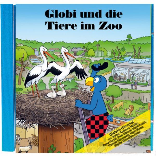 Globi CD und die Tiere
