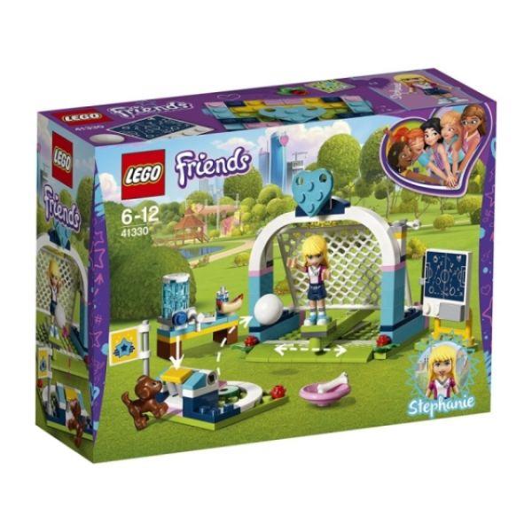 LEGO® Friends Fussballtraining mit Stephanie 41330