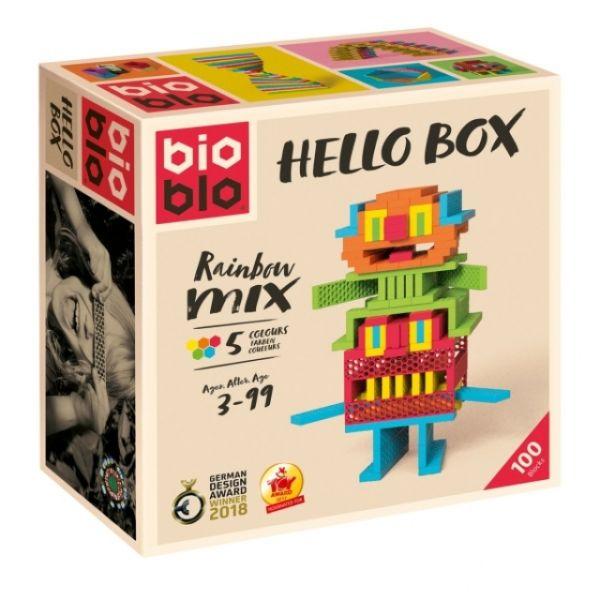 Bioblo Hello Box mit 100 Teilen