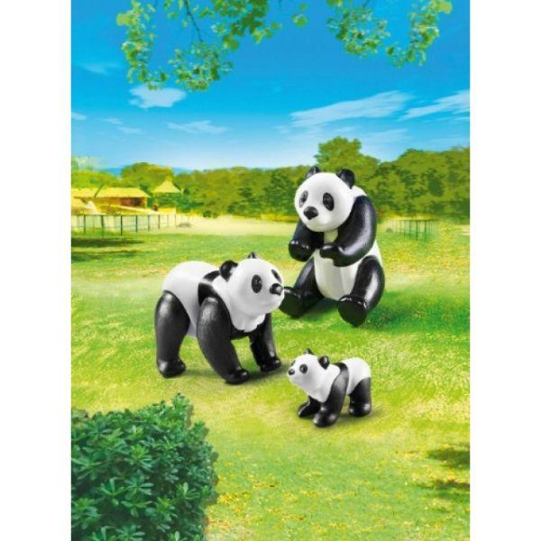 Pandas mit Baby 6652 von PLAYMOBIL
