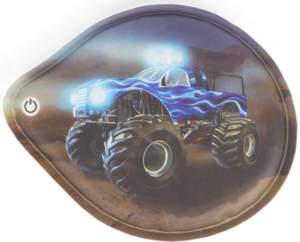 Klettie LED Ergobag Monstertruck