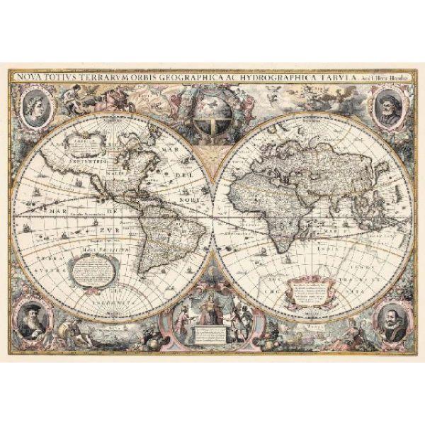 Ravensburger Puzzle Antike Welt 1200 Teile, 19.931