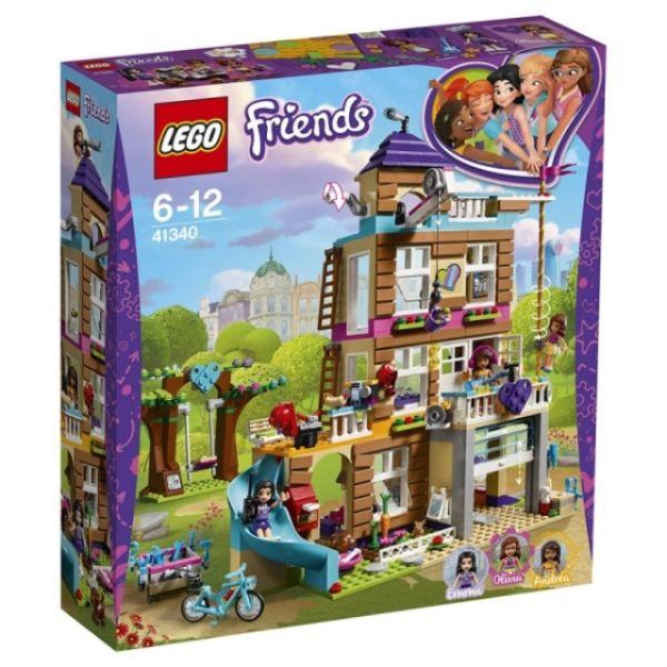 LEGO® Friends Freundschaftshaus 41340