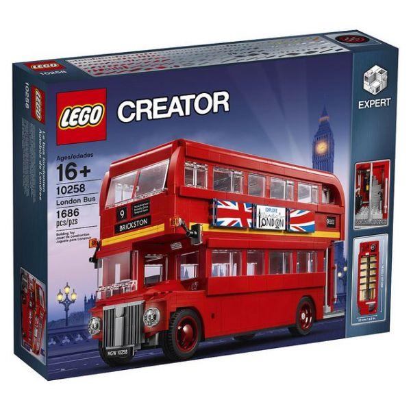 LEGO Creator Londoner Bus V29 10258