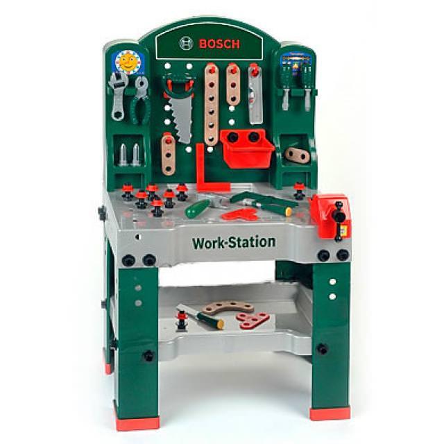 Werkbank Bosch 100cm   Werkbank Bosch 100cm   Handwerker ...