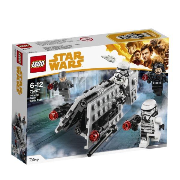 LEGO® Star Wars™ Imperial Patrol 75207