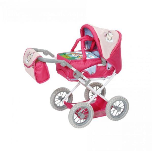 Puppen Kombiwagen Ruby Theodor