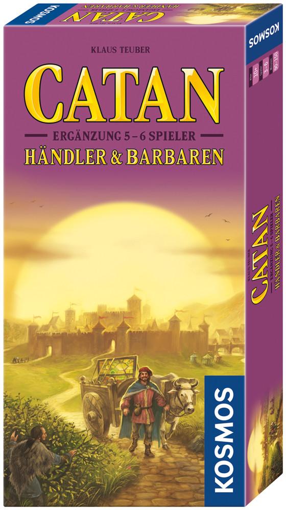 Siedler Händler u Barbaren Figuren Holz Neu 5-6 Spieler