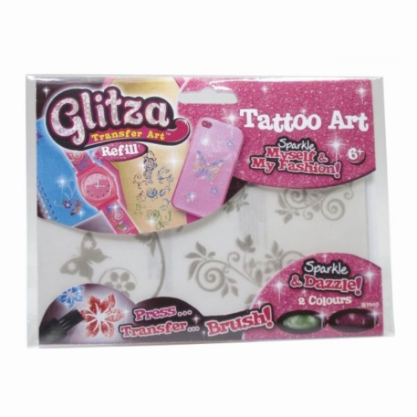 Glitza Tattoos gross
