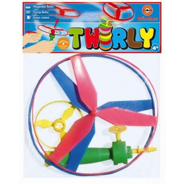 Twirly Flugkreisel 2 Rotor