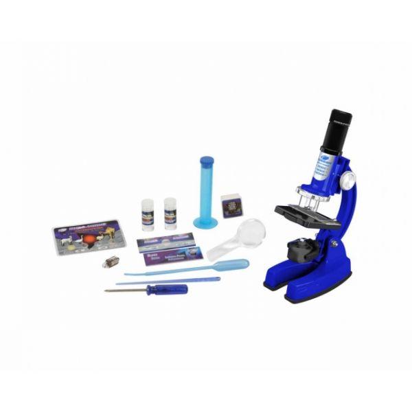 Mikroskopset im Koffer 46-teilig
