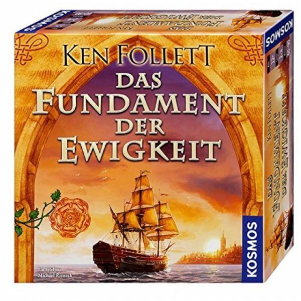 Ken Follett - Das Fundament der Ewigkeit von Kosmos