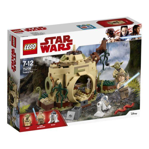 LEGO® Star Wars™ Yodas Hütte 75208
