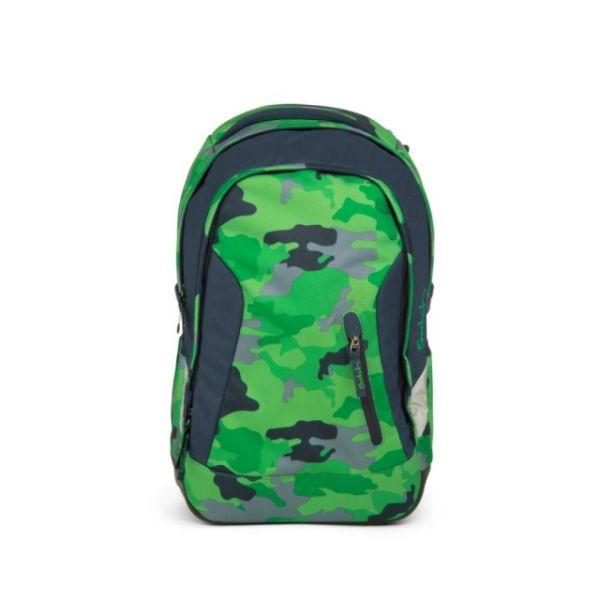085ae2d56e5bf satch sleek Schulrucksack Green Camou