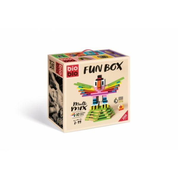 Bioblo Fun Box mit 200 Teilen
