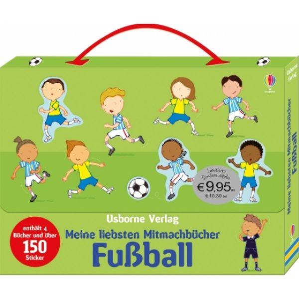 Meine liebsten Mitmachbücher: Fussball