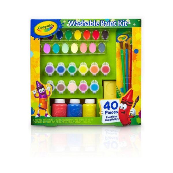Crayola Paint Kit wasserlöslich