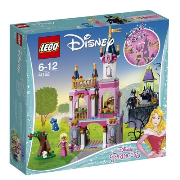 LEGO® Disney Princess Dornröschens Märchenschloss 41152