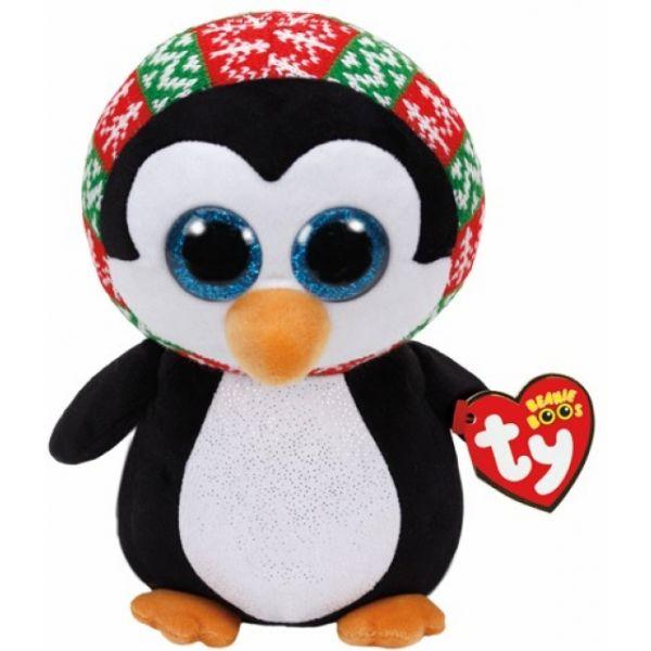 Ty Beanie Penelope - Pinguin X-Mas 24cm