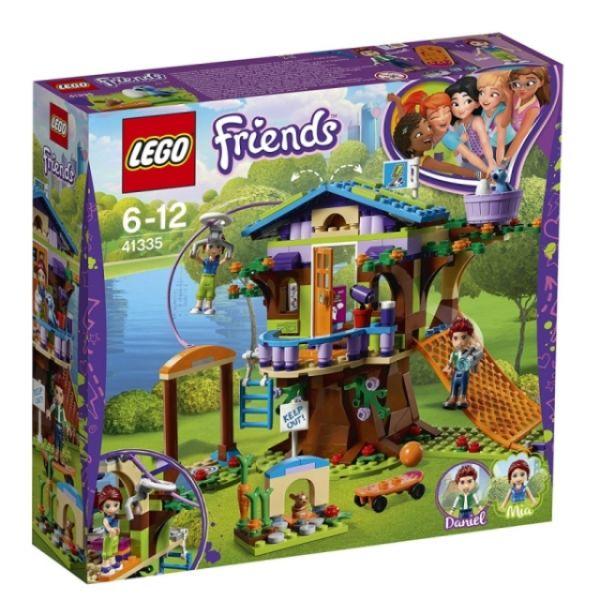 LEGO® Friends Mias Baumhaus 41335