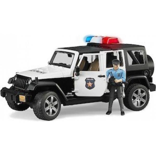 Bruder Wrangler US Polizei 02.526