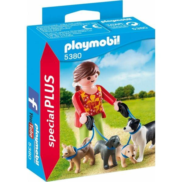 PLAYMOBIL Hundesitterin 5380