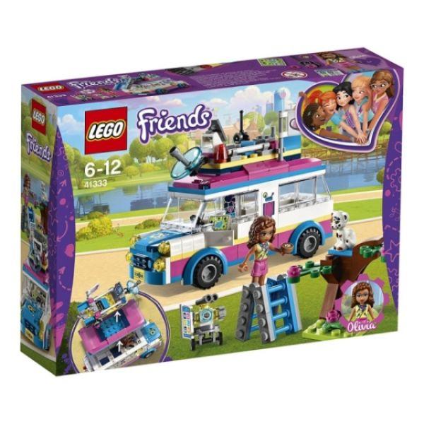 LEGO® Friends Olivias Rettungsfahrzeug 41333